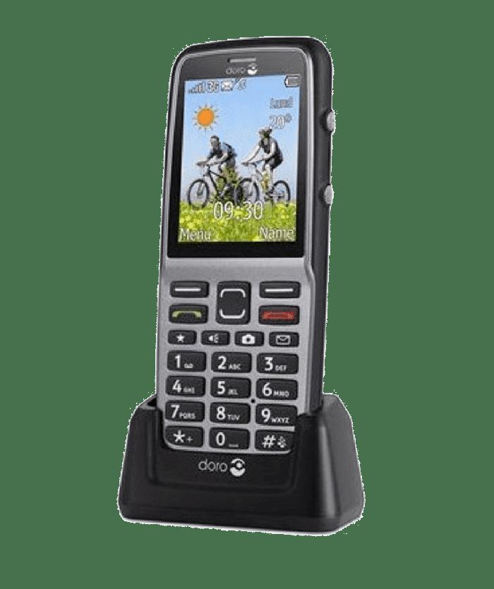 Doro 530X mobiltelefon