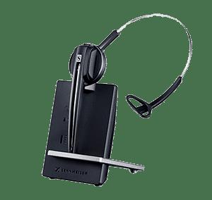 Sennheiser D10 Professionelt headset til bordtelefoner - Headsets fra Sennheiser og Jabra