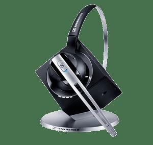 Sennheiser DW Office Professionelt kontorheadset til bordtelefoner