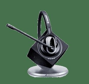 Sennheiser DW Pro 1 UC ML headset til IP telefon og computer