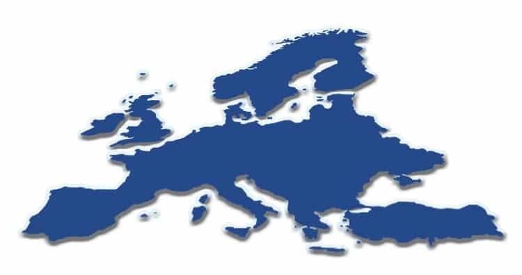 EU Roaming - Se hvilke lande er omfattet.