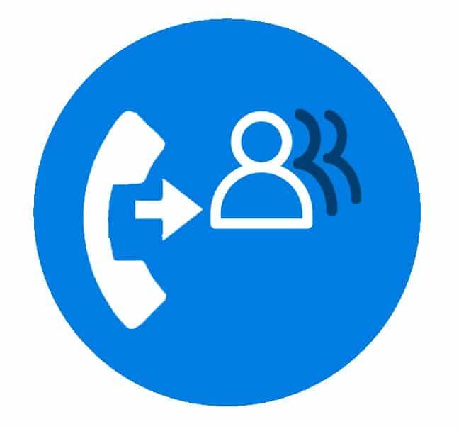 Hosted løsning -  Ringegrupper med mulighed for kø samt overløb til andre grupper ved ej svar.