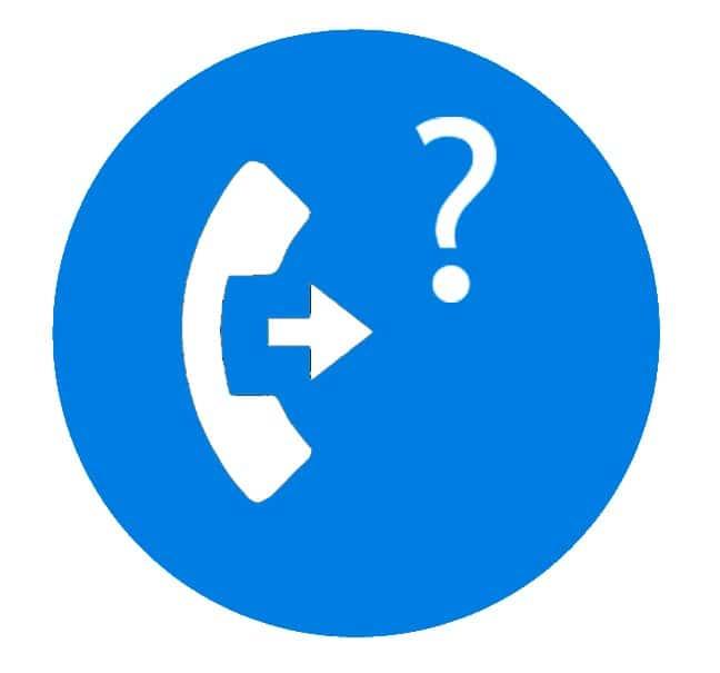Vis hemmeligt nummer -   Brugeren kan vælge om udringningsnummeret skal skjules.