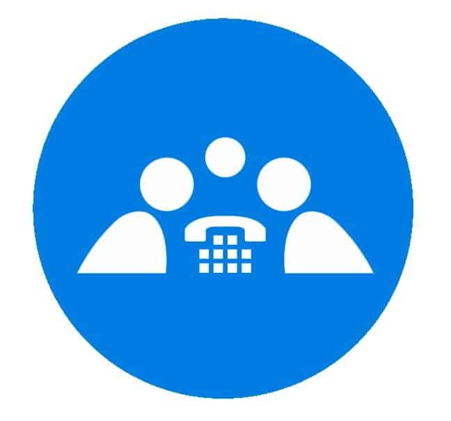 Opret egne konference- og mødesamtaler
