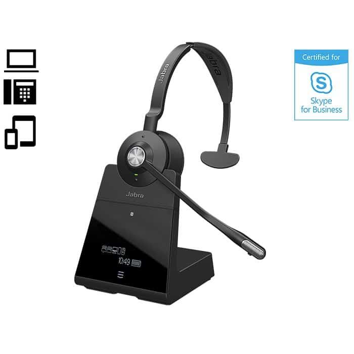 Jabra headsets til IP telefoner