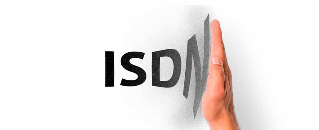 ISDN Udfases af TDC i December 2021